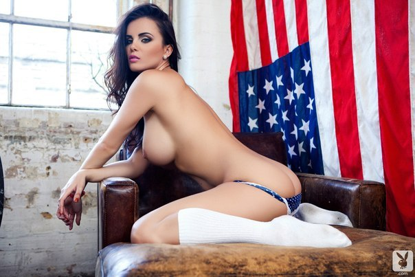 British International Model Emma Glover Playboy Banging Family 1