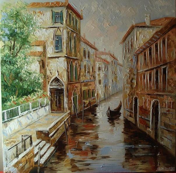 Андрей Карпов, профессиональный художник.