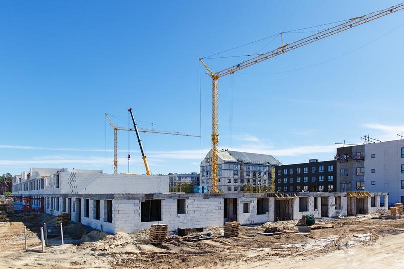 Отчет о ходе строительства квартала «Среда» июнь 2020, изображение №23