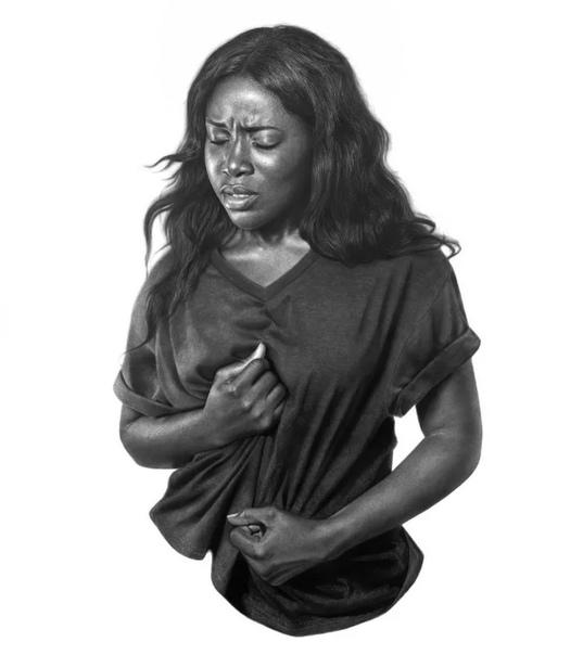Художников, работающих в гиперреалистичном стиле, в мире не так много Ведь гиперреализм это направление в искусстве, которое требует невероятной усидчивости и настойчивости.Аринзе Стэнли