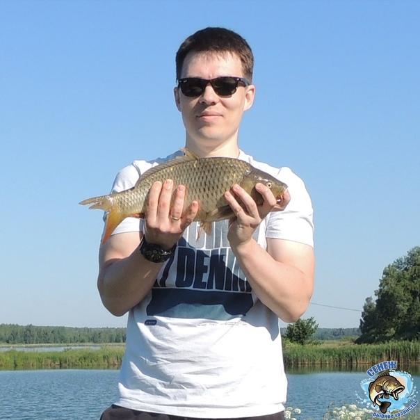 Рыбхоз сенеж фото