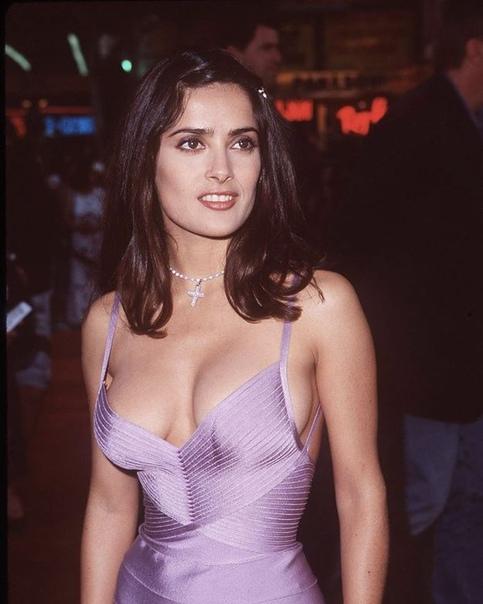 Сальма Хайек, 1998