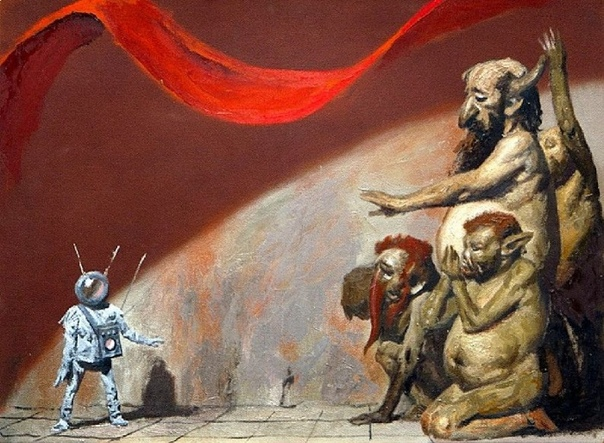 Тюрлики Гелия Коржева Всю свою творческую карьеру Гелий Коржев показывал как идеалы, так и недостатки своего времени. Герои его картин простые люди, но с крепким внутренним стержнем, способные