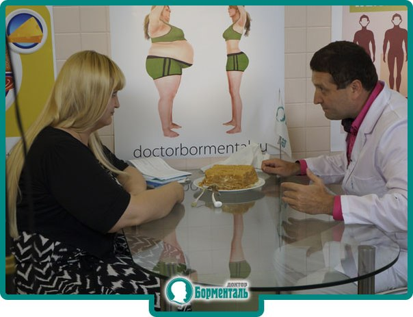 Клиники Доктор Борменталь Принципы Похудения.