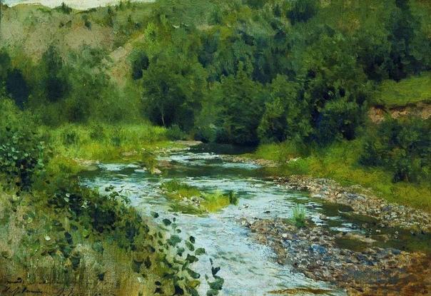 30 августа 1860 года родился Исаак Левитан - «Пушкин русского пейзажа», открывший в конце XIX века для почитателей искусства простую красоту русской природы