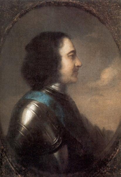 Петр I на картинах зарубежных художников
