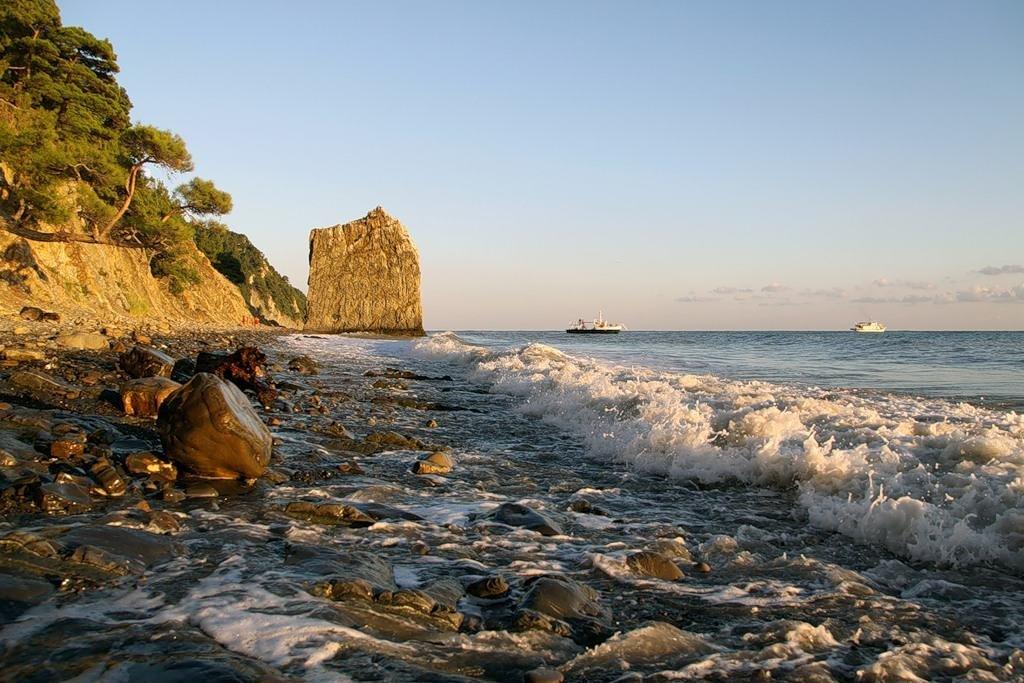 Картинки море в краснодарском крае