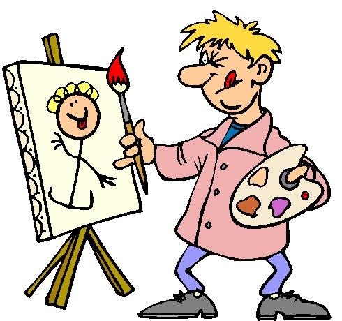 Люди творческих профессий картинки