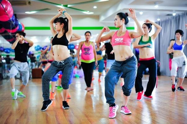 Смотреть онлайн танцы зумба для похудения