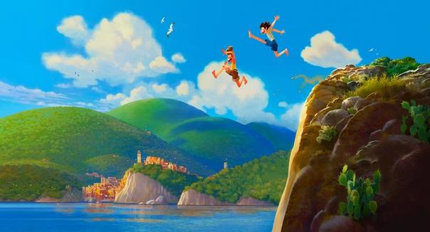 Pixar анонсировали свой новый полнометражный мультфильм «Лука»