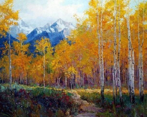 Эрик Уоллис - современный американский художник.