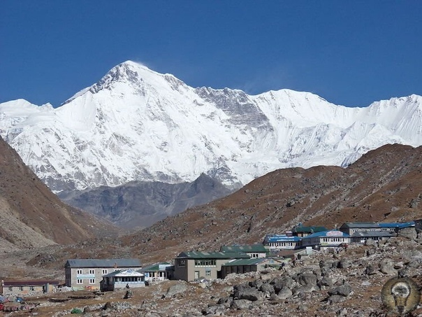 На самом деле Эверест не самая высокая гора в мире