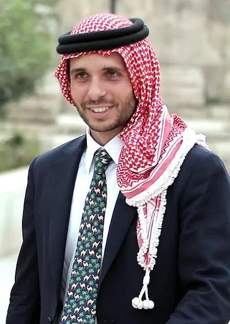 Принц Хамза