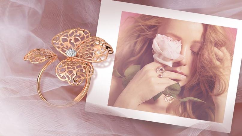 Тина Кароль выпустила собственную ювелирную коллекцию, изображение №3
