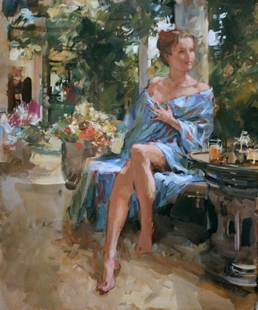 Пол Хедли английский художник, который родился в середине 40-х годов в Четхеме, принадлежавшего графству Чатем-Кент Специальное художественное образование Пол Хедли получил в Медуэйском