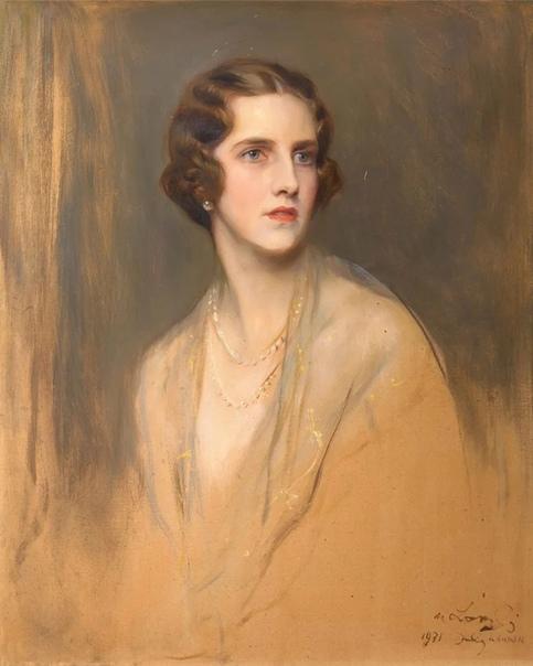 Женские портреты кисти Филиппа де Ласло. Все заказчики отмечали, что художник рисовал их такими, какими бы они хотели быть. И дело не том, что де Ласло грубо льстил своим моделям, он обладал