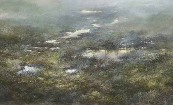 Российский художник Ярослав Гержедович родился в 1970 году