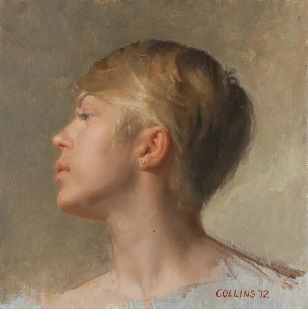 Американский художник Джейкоб Коллинз. Джейкоб родился в 1964 году в Нью-Йорке в семье людей искусства и науки (прекрасное сочетание). Его двоюродный дедушка является весьма авторитетным