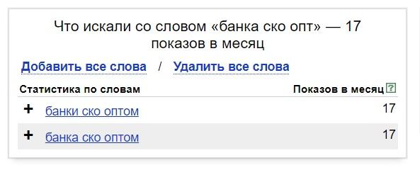 [Кейс] Как по фэн-шую настроить Директ & Google Ads для оптовой компании, изображение №1