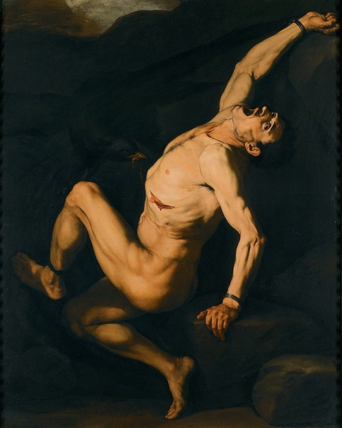 «Прометей», Хосе де Рибера
