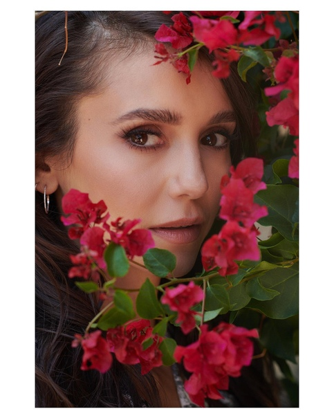 Нина Добрев для Dior, Июль 2020