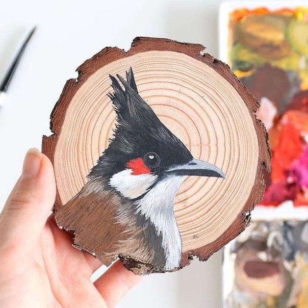 Неудивительно, что птицы с их разноцветным оперением и великолепными крыльями являются источником вдохновения для творческих людей по всему миру