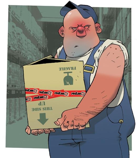 Прикольные картинки складских работников
