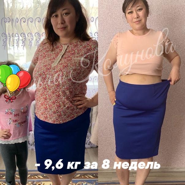 Группа для желающих похудеть